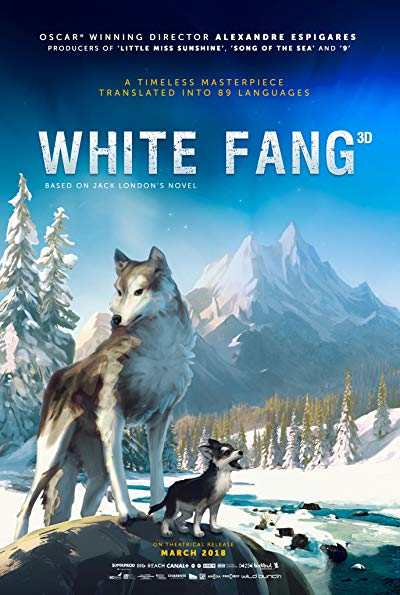 White Fang 2018 1080p BluRay DTS x264-GETiT