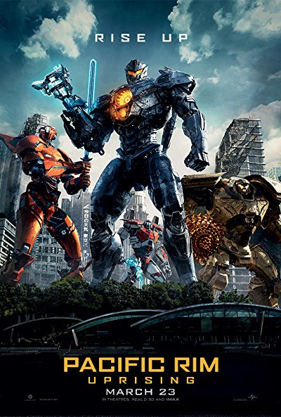 Pacific Rim Uprising 2018 1080p BluRay DD5.1 x264 Atmos TrueHD 7.1-HDChina