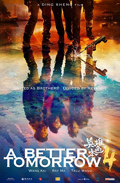 A Better Tomorrow 2018 BluRay 720p DD5.1 x264-CHD