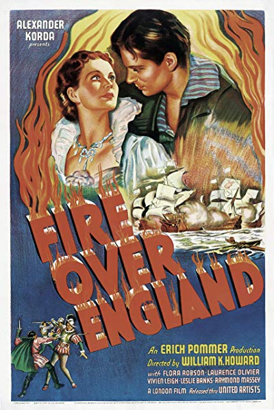 Fire Over England 1937 1080p BluRay FLAC x264-SADPANDA