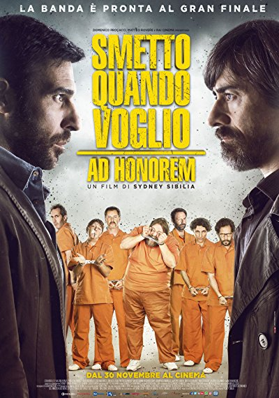 I Can Quit Whenever I Want Ad Honorem 2017 BluRay REMUX 1080p AVC DTS-HD MA 5.1-EPSiLON