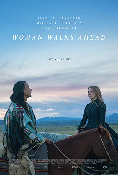 woman walks ahead 2017 1080p BluRay DTS x264-rovers
