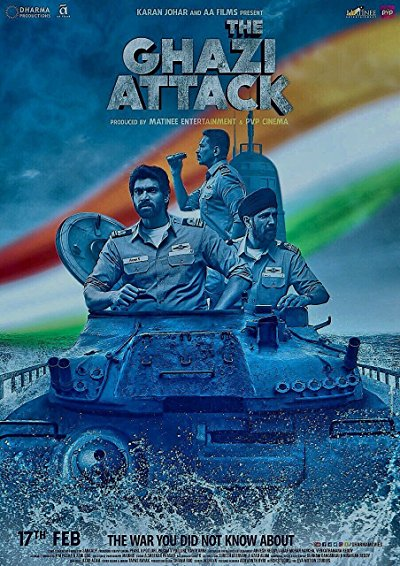The Ghazi Attack 2017 BluRay 1080p Atmos TrueHD 7.1 DD5.1 x264-CHD