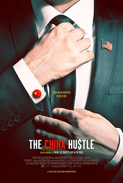 The China Hustle 2017 1080p NF WEB-DL DD5.1 H264-iKA