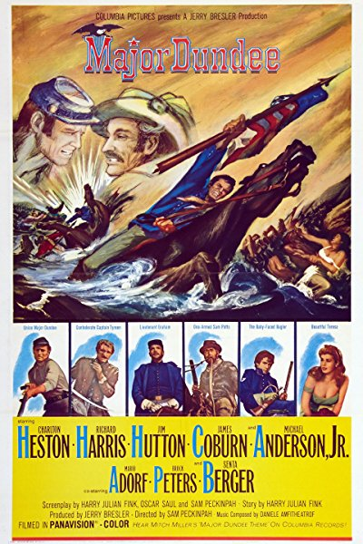 Major Dundee 1965 Extended BluRay REMUX 1080p AVC DTS-HD MA 5.1-SiCaRio