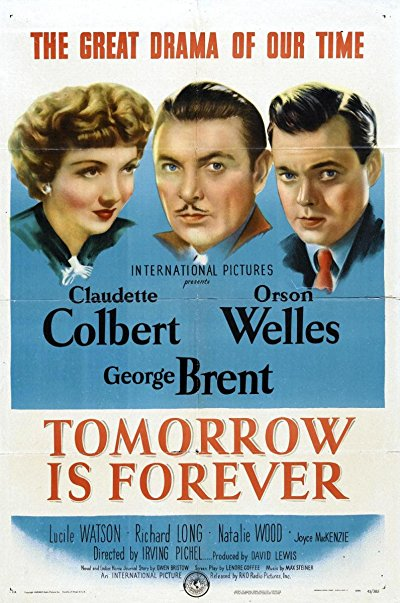 Tomorrow Is Forever 1946 720p BluRay DTS x264-PSYCHD