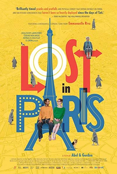 Lost in Paris 2016 BluRay REMUX 1080p AVC DTS-HD MA 5.1-FGT