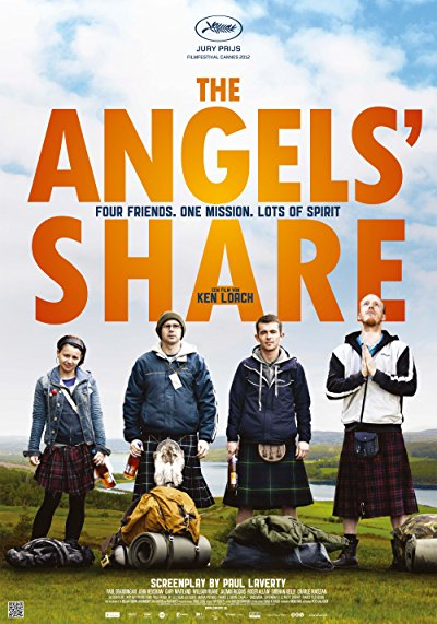 The Angels' Share 2012 BluRay REMUX 1080p AVC DTS-HD MA 5.1 - KRaLiMaRKo