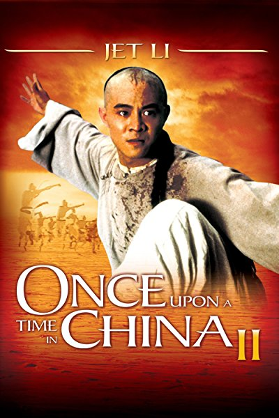 Once Upon a Time in China II 1992 REMASTERED 720p BluRay FLAC x264-VALiS