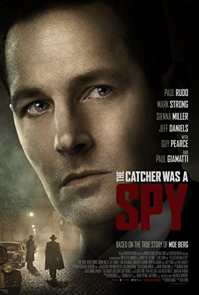 The Catcher Was a Spy 2018 1080p WEB-DL DD5.1 H264-CMRG