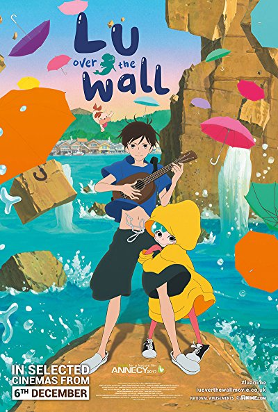 Lu Over the Wall 2017 1080p BluRay DTS-HD MA 5.1 x264-HDChina