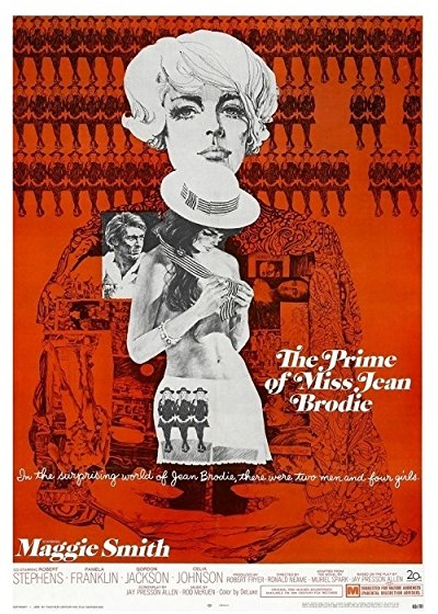 The Prime of Miss Jean Brodie 1969 1080p BluRay DTS x264-AMIABLE