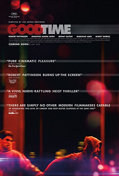 Good Time 2017 1080p BluRay DTS x264-FGT