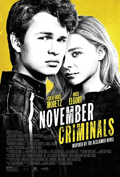November Criminals 2017 BluRay REMUX 1080p AVC DTS-HD MA 5.1-EPSiLON