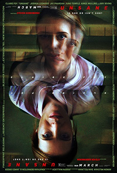 Unsane 2018 720p BluRay DTS x264-DRONES