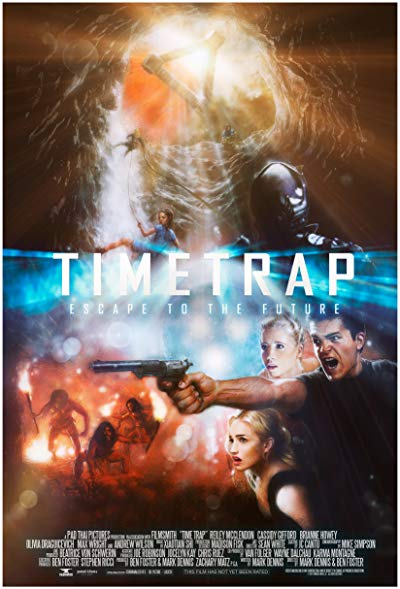 Time Trap 2017 BluRay REMUX 1080p AVC DTS-HD MA 5.1 - KRaLiMaRKo