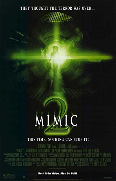 Mimic 2 2001 1080p BluRay DTS x264-MOOVEE