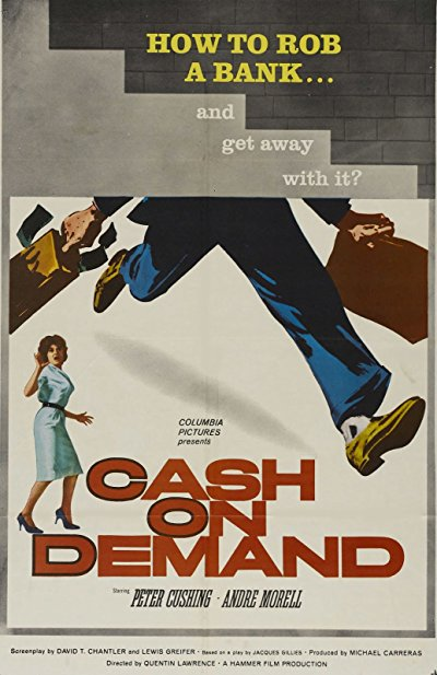 Cash On Demand 1961 UK version 1080p BluRay DTS x264-GHOULS