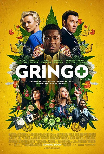 Gringo 2018 1080p BluRay DTS x264-SbR