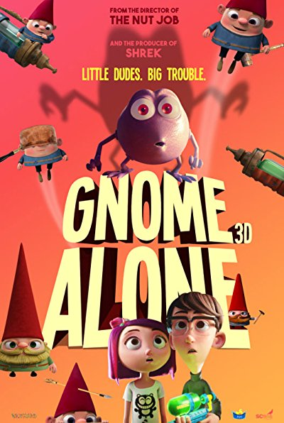 Gnome Alone 2017 BluRay REMUX 1080p AVC DTS-HD MA 5.1-SiCaRio