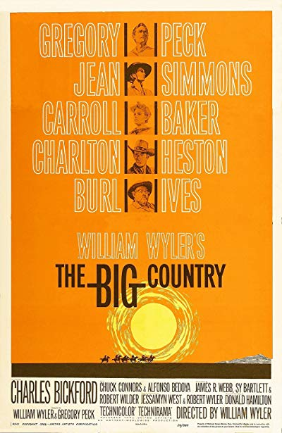 The Big Country 1958 REMASTERED 720p BluRay DTS x264-SiNNERS