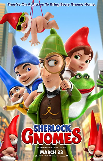 Sherlock Gnomes 2018 BluRay 1080p DTS-HD MA 7.1 x264-MTeam