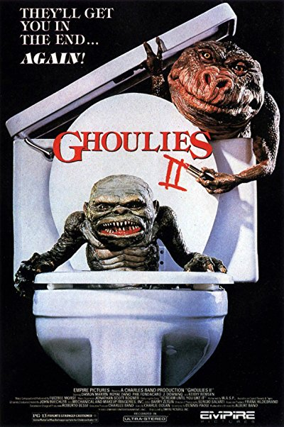 Ghoulies II 1988 EXTENDED 720p BluRay DTS x264-CREEPSHOW