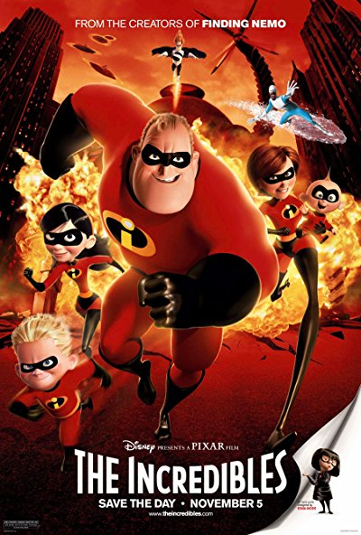 The Incredibles 2004 UHD BluRay REMUX 2160p TrueHD Atmos 7.1 HEVC-SiCaRio