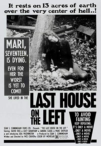 The Last House on the Left 1972 Unrated BluRay REMUX 1080p AVC PCM Mono-BluHD