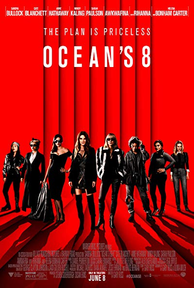 Ocean's Eight 2018 BluRay REMUX 1080p AVC Atmos - KRaLiMaRKo