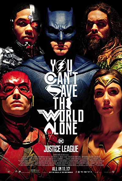 Justice League 2017 1080p WEB-DL DD5.1 H264-EVO