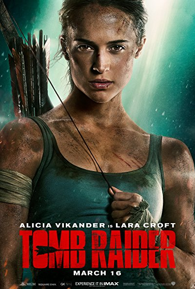 Tomb Raider 2018 BluRay 720p DTS x264-HDChina