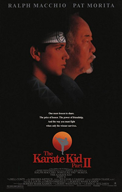 The Karate Kid Part II 1986 BluRay REMUX 1080p AVC DTS-HD MA 5.1-SiCaRio