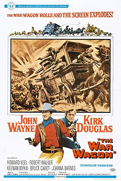 The War Wagon 1967 BluRay REMUX 1080p VC-1 DTS-HD MA 2.0-SiCaRio