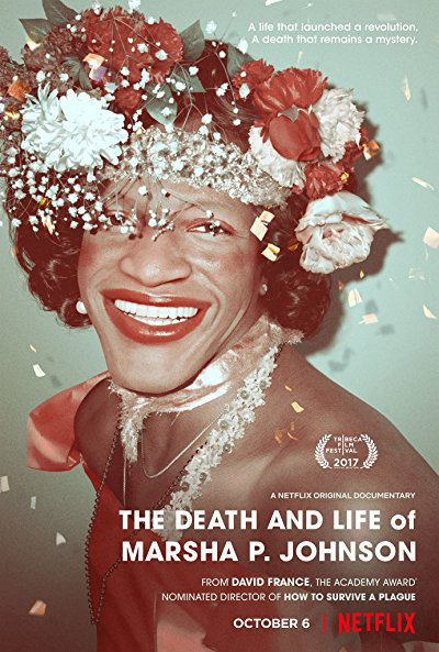 The Death and Life of Marsha P Johnson 2017 1080p NF WEB-DL DD5.1 H264-SiGMA