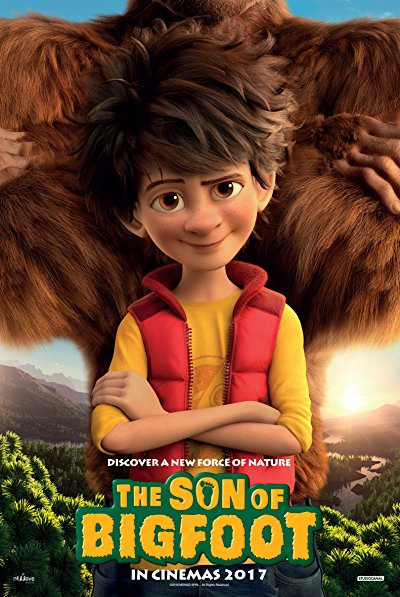 The Son of Bigfoot 2017 1080p WEB-DL DD5.1 H264-EVO