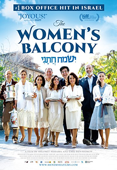 The Womens Balcony 2016 1080p BluRay DD5.1 x264-SillyBird