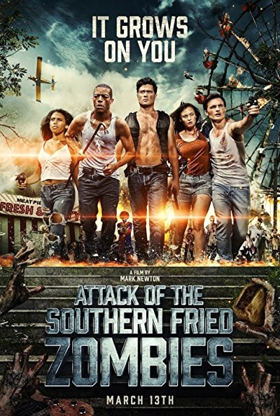Attack of the Southern Fried Zombies 2017 BluRay REMUX 1080p AVC DTS-HD MA 5.1-SiCaRio