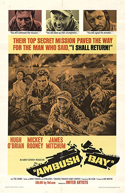 Ambush Bay 1966 BluRay REMUX 1080p AVC DTS-HD MA 2.0-EPSiLON