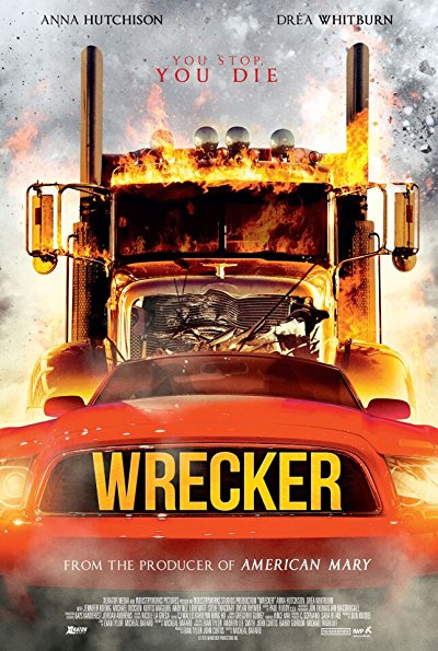 Wrecker 2015 BluRay REMUX 1080p AVC DTS-HD MA 5.1-FGT