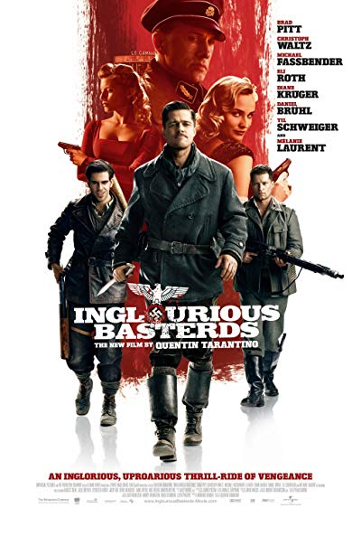 Inglourious Basterds 2009 REAL PROPER 1080p BluRay DTS x264-SPRiNTER
