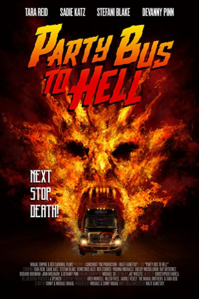 Party Bus to Hell 2017 BluRay 1080p DTS x264-CHD