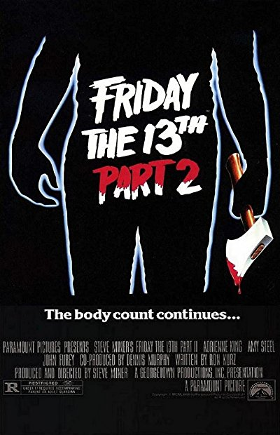 Friday The 13th Part 2 1981 1080p BluRay DD5.1 x264-iFT