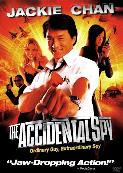 The Accidental Spy 2001 3Li BluRay 720p