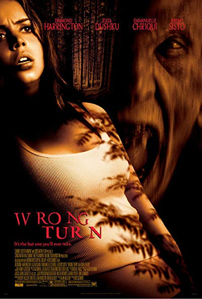 Wrong Turn 2003 720p BluRay DTS x264-DON
