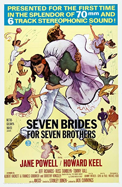 Seven Brides for Seven Brothers 1954 Alt WS Version 720p BluRay DTS x264-PSYCHD
