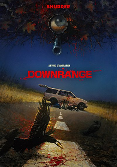 downrange 2017 720p BluRay DTS x264-unveil