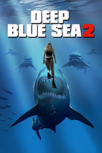 Deep Blue Sea 2 2018 BluRay 720p DTS x264-HDChina