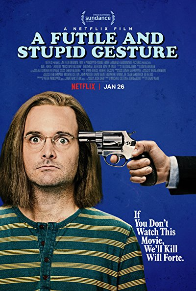 A Futile and Stupid Gesture 2018 2160p NF WEB-DL DD5.1 x264-NTb