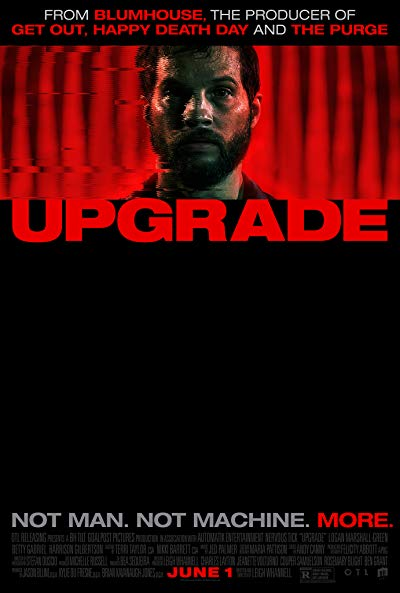 Upgrade 2018 1080p WEB-DL DD5.1 H264-CMRG MKV